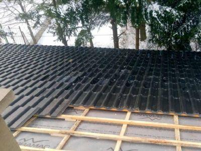 Ремонт на покриви - Марис МС - София