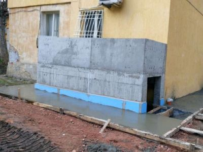 Наливане на бетон - Марис МС - София