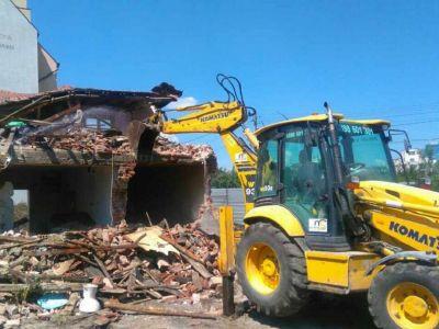 Разрушаване на сгради - Марис МС - София